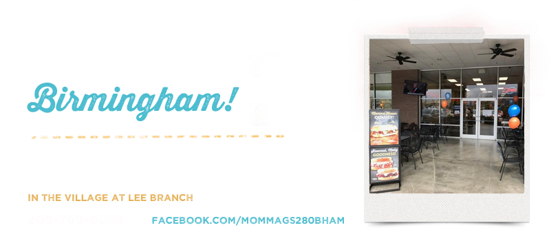 Momma G's New Location: Lee Branch